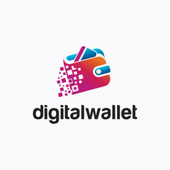 digital wallet logo