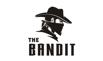 Bandit Cowboy illustration