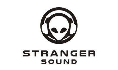 Headphone / DJ logo design inspiration