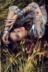 Cadres-photo bureau hipster beautiful girl