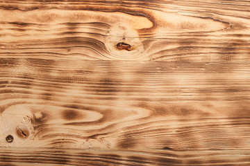 Old rustic wooden texture table top view
