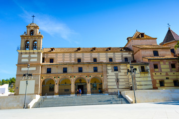 Santuario de la Virgen de la Victoria, Malaga, Andalusia, Spain