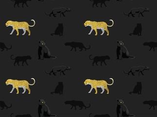 Panthera Leopard Panther Wallpaper 2