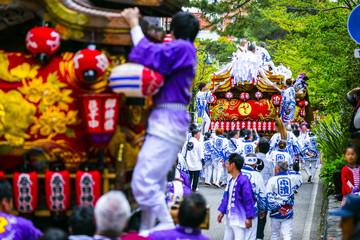 宝塚だんじり祭り