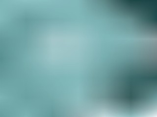 Green- blue gradient background. Smooth blurred texture color. Vector illustration.
