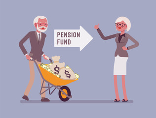 Pension fund investment