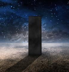 Fototapete - 2001 Monolith
