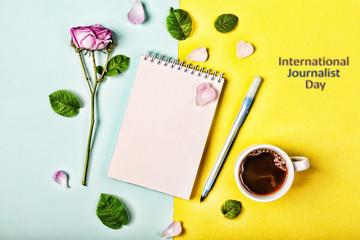 Minimalism, September 8, Day of Journalists, International Day o
