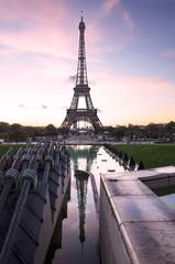 Tour Eiffel. Paris. France.