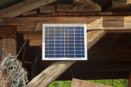small solar panel for home