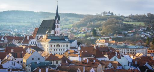 Cesky (Český) Krumlov is a city in the South Bohemia region of the Czech Republic
