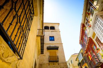 Museo Picasso Malaga, Andalusia, Spain