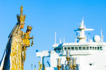 Virgen del Carmen, Malaga, Andalusia, Spain