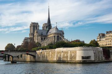 Wall Mural - Notre-Dame de Paris