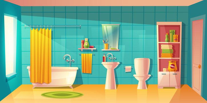 45 812 Best Bathroom Cartoon Images Stock Photos Vectors Adobe Stock