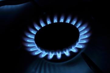 kuchenka gazowa i gaz