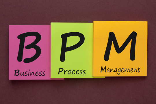 Business Process Management Аcronym Concept