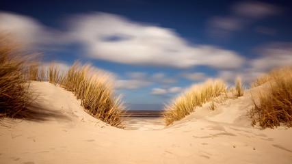 Strand Dühne Insel Baltrum