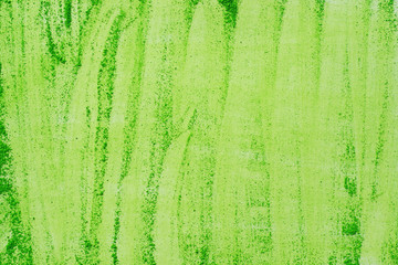 artistic green pastel on paper background texture