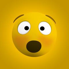 emoji surprised icon