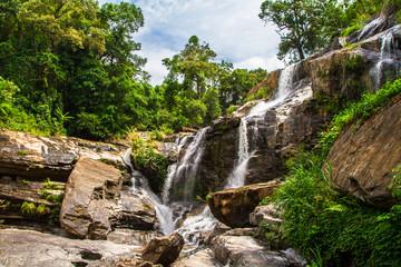 Mae Klang Waterfall, Chiang Mai, Thailand