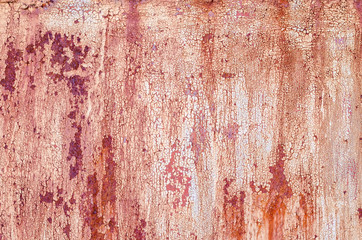 Colored texture background cracked paint