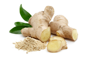 Wall Murals Spices Ginger