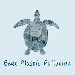 Stop trashing our Earth