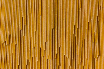 Spaghetti geometric background on white
