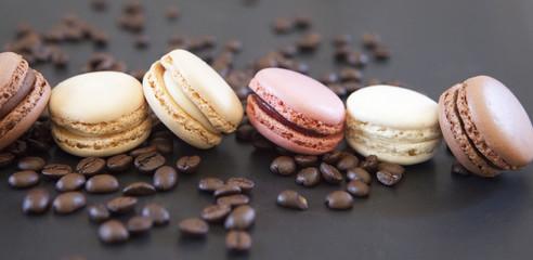 macarons café