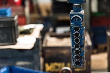 Gantry crane remote control tool