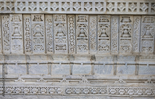 Ancient Architectural Ornament, Stone Carving Decorations