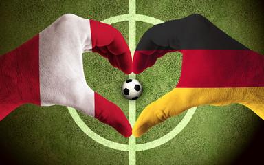 Peru vs Germany