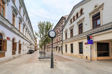 6 Sierpnia - Woonerf, Łódź, Poland