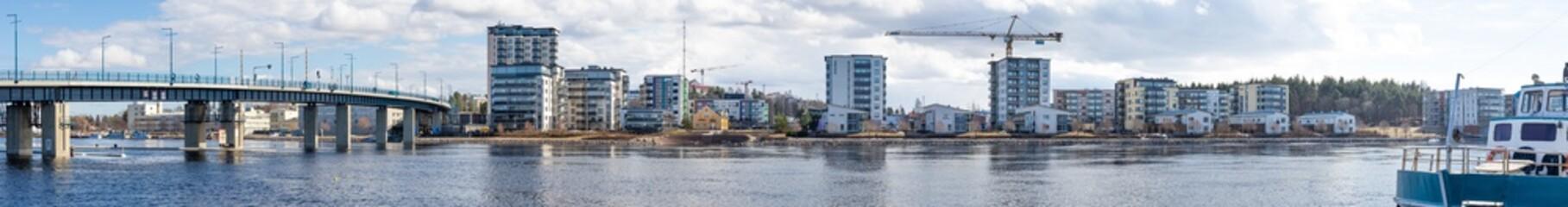 Joensuu, Finland Panorama