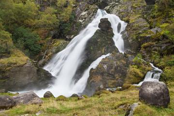 Kleivafossen Waterfall