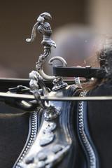 Detalle de un carruaje