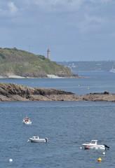 Le phare Sainte Anne de Portzic