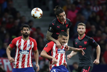Europa League Semi Final Second Leg - Atletico Madrid v Arsenal