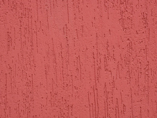 Ornamental pink wall covering