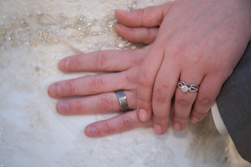 wedding detail ring flower clothing idea planner love marriage photo