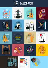 Jazz Music Conceptual Design