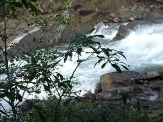 Wasserfall Gebirgsbach Krimml