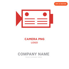 camera png company logo design