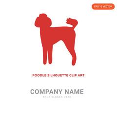 poodle company logo design