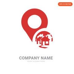 Placeholder company logo design