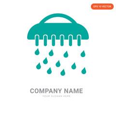 Brush company logo design