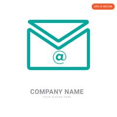 Email company logo design