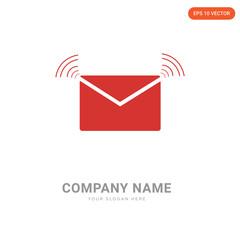 Mail company logo design
