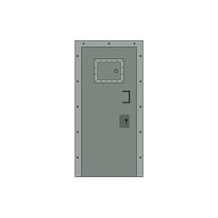 vector prison door